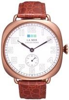 La Mer Women's Oversize Vintage Watch