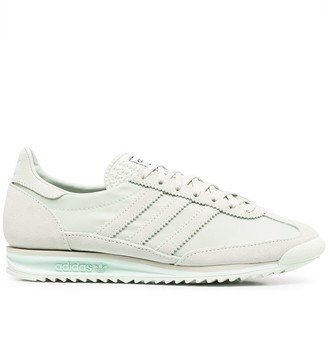 adidas Suede Lace-Up Sneakers
