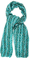 Tory Burch Multicolor Printed Scarf w/ Tags