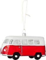 Christmas Shop VW Bus Ornament