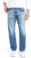 AG Jeans 'Graduate' Slim Straight Leg Jeans (17 Years Hard Ground)