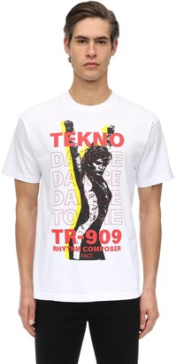 Fact. Tekno Short Sleeve Cotton Jersey T-Shirt