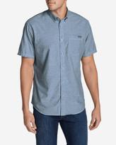 Eddie Bauer Men's Grifton Short-Sleeve Shirt
