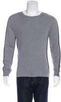 Dolce & Gabbana Satin-Trim T-Shirt