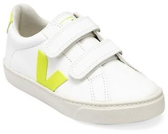 Veja Baby's & Little Kid's Esplar Leather Grip-Tape Sneakers