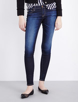 AG Jeans The Legging super-skinny low-rise jeans
