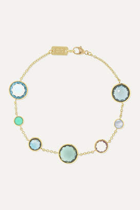 Ippolita Lollipop 18-karat Gold Multi-stone Bracelet