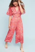 Elevenses Floral Culotte Jumpsuit