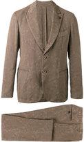 Gabriele Pasini - dinner suit - men - Cotton/Linen/Flax/Polyester - 50