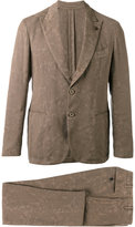 Gabriele Pasini - dinner suit - men - Cotton/Polyester/Linen/Flax - 50