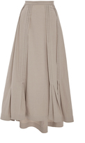 Tome Combed Cotton Edwardian Skirt