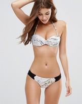 O'Neill Printed Bandeau Bikini Set