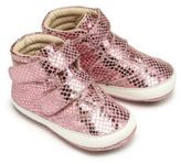 Old Soles Baby's Metallic Leather High-Top Sneakers
