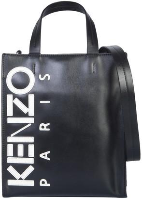 Kenzo Mini Shopper Bag With Logo