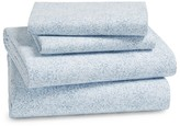 Coyuchi Cloud Brushed Organic Cotton Flannel Sheet Set, Queen