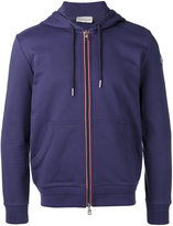 Moncler zip hoodie - men - Cotton - XL