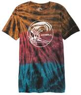 O'Neill The Lawn Graphic Tie Dye T-Shirt