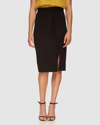 Oxford Layla Ponti Skirt