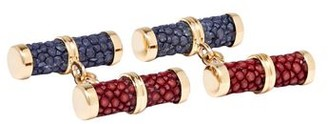 TRIANON Cufflinks and Tie Clips