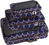 Jenni Chan Aria Park Ave Packing Cube 3-piece Set