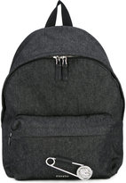 Versus safety pin backpack