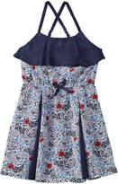 Nautica Chiffon Dress