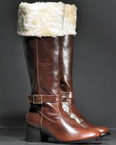 Knee-high boot