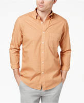 Club Room Men's Geo-Print Shirt, Created for Macy's