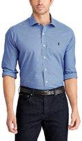 Polo Ralph Lauren Big & Tall Classic-Fit Plaid Long-Sleeve Woven Shirt