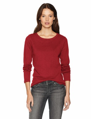 Pendleton Women's Long-Sleeve Cotton Rib Crew Tee