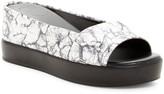 French Connection Pepper Slip-On Hidden Wedge Platform Sandal