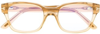 Tom Ford Rectangular Shaped Glasses