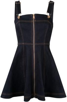 Alice McCall Azure pinafore denim dress