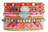 Hipanema Summer Crystal Bracelet.