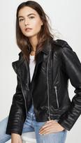 BB Dakota Hello Moto Leather Jacket