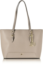Roccobarocco RB - Large Saffiano Eco Leather Top Zip Tote