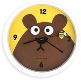 Kikkerland Bear Eyes Wall Clock