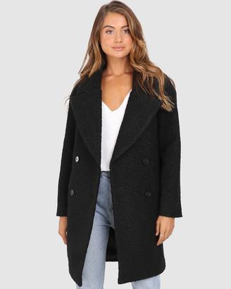 Madison The Label Teisha Teddy Coat