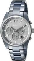 DKNY Men's Crosby NY2441 Stainless-Steel Quartz Watch