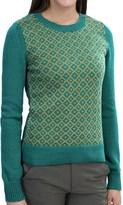 Mountain Khakis Bridger Sweater - Cotton-Wool, Scoop Neck (For Women)