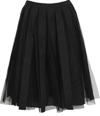 RED Valentino Tulle Flared Skirt