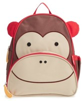 Skip Hop Toddler Zoo Pack Backpack - Brown