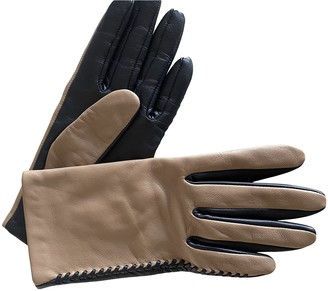 And other stories & Blue Leather Gloves