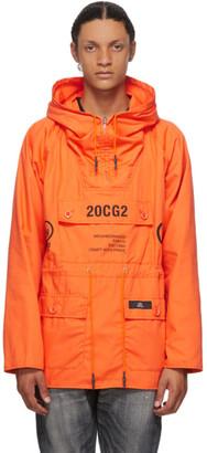 Neighborhood Orange Anorak Jacket