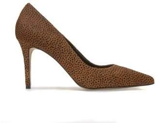Mint Velvet Sarah Spot Print Court Shoes