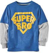 Carter's Super-Bro Graphic-Print Cotton Shirt, Little Boys (5-8)