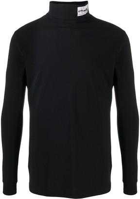 Raf Simons Rib Knit Sweatshirt