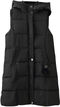 millenniums Girl Autumn Winter Warm Gilets Little Girls Vest Coat,Kids Waistcoat Jackets Boys Solid Outdoor Waistcoat Vset Windproof Sleeveless Jacket