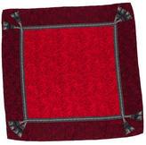 Lanvin Multiprint Square Scarf