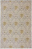 Karastan Crossroads Nanai Rug in Dove